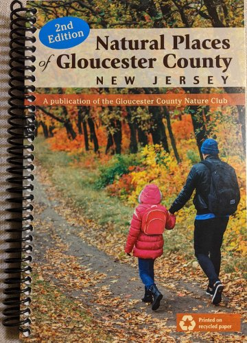 Cover of Natural Places of Gloucester County book